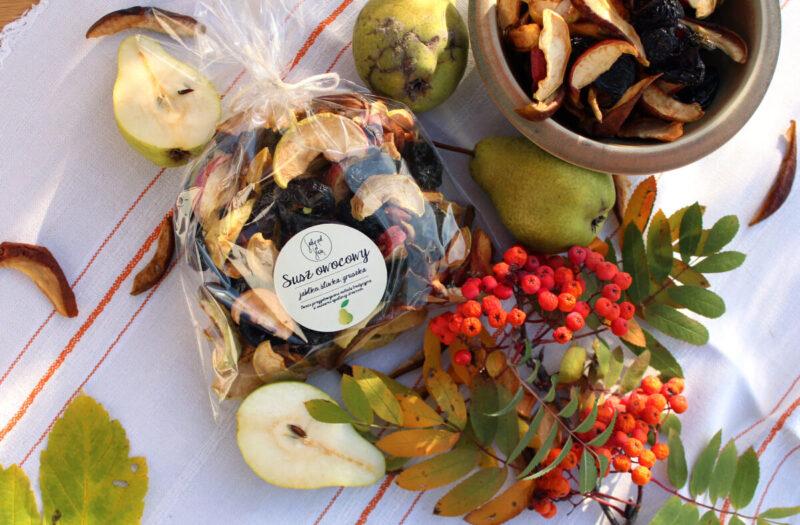 Nasze eko produkty - Susz owocowy Sady pod Ślężą