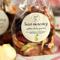 Nasze eko produkty - Susz owocowy Sady pod Ślężą, slow food
