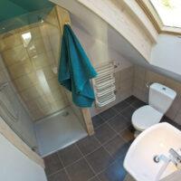 Apaertament - łazienka, toaleta i prysznic. Agroturystyka Sady pod Ślężą