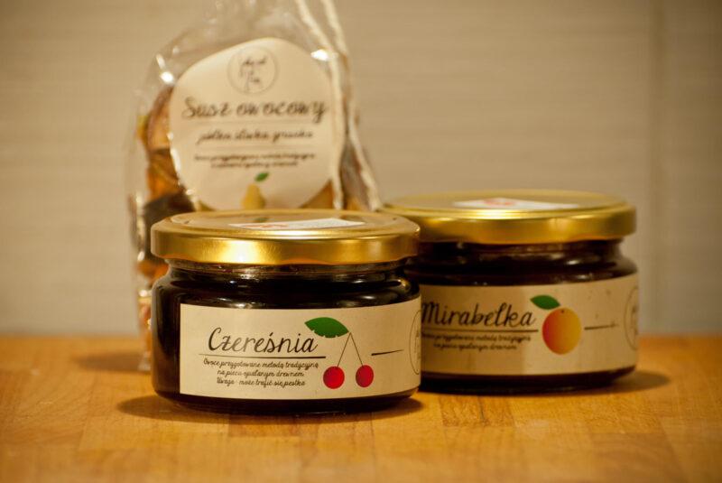 Nasze Eko-Produkty powstają z lokalnych owoców